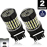 3157 white led light bulbs - LUYED 2 X 900 Lumens Super Bright 3014 78-EX Chipsets 3056 3156 3057 3157 LED Bulbs,Xenon White