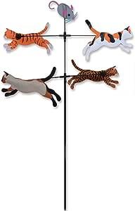 Premier Kites Carousel Wind Spinner- Cats