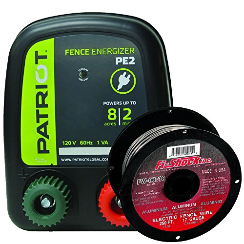 Electric Fence Charger Energizer - 5