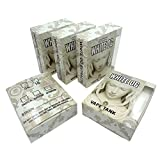 250 White OG Oil Concentrate Empty Display Packaging Boxes by Shatter Labels VB-023