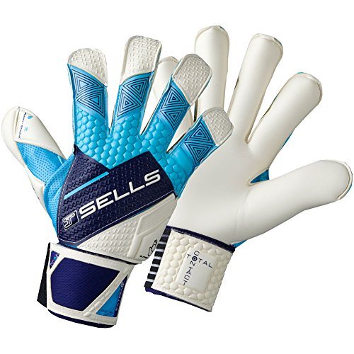 (Sells Total Contact Cyclone Junior Goalkeeper Gloves for Soccer)