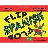 Flip Flop Spanish: Ages 3-5: Level 1 (Book + CD)