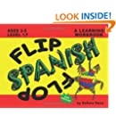 Flip Flop Spanish: Ages 3-5: Level 1 (Book + CD)