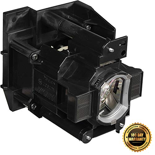 CTLAMP DT01291 CPWX8255LAMP DT01295 003-120708-01 Professional Replacement Projector Lamp Bulb with Housing compatible with Hitachi Christie CP-WU8450 CP-WUX8450 CP-WX8255 CP-X8160 LW551i LWU501i LX60