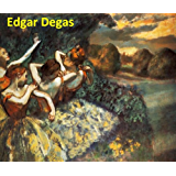 610 Color Paintings of Edgar Degas - French Impressionist Painter (July 19, 1834 - September 27, 1917)