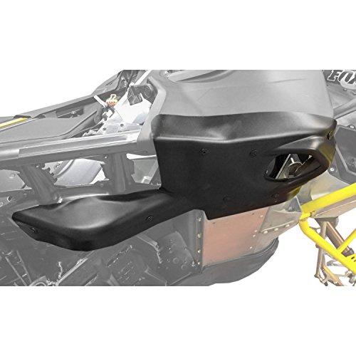 (Skinz Protective Gear SDBP450-BK Bash Plates for Ski-Doo)