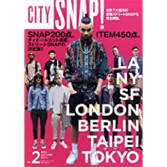 CITY SNAP 最新号 サムネイル