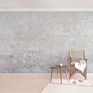 non woven wallpaper concrete wallpaper. Black Bedroom Furniture Sets. Home Design Ideas
