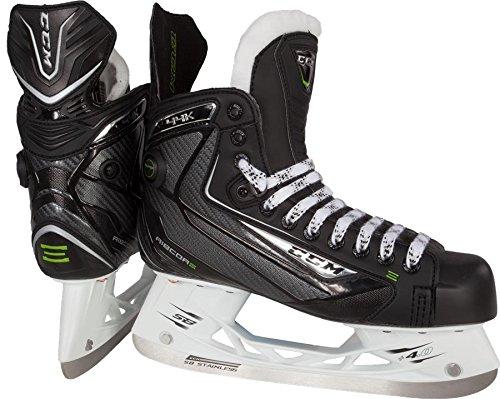 CCM 44K Pump Senior Ice Hockey Skates, 11.0 D