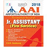 AAI (Airports Authority Of India) Junior Assistant (Fire Service) Exam Books 2018
