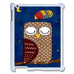 Owl Pattern Unique Design Hard Pattern Phone Case for Ipad 2,3,4 CaseTSL159301