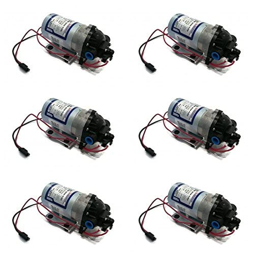 (6) New SHURflo 12v VOLT Demand WATER PUMPS Camper RV Trailer Motorhome Boat by The ROP Shop hot sale