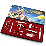 Clash of Clans 10 pcs weapon finest collection set series New in box