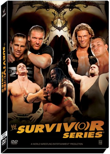 WWE Survivor Series 2006 (The Best Of Cm Punk)
