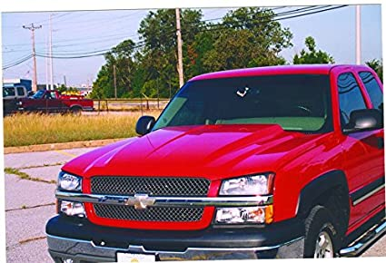 Amazon com: Reflexxion 707600 Custom Cowl for Silverado