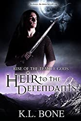 Heir to the Defendants (Rise of the Temple Gods Book 3)