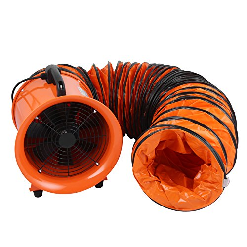 portable air extractor - 2