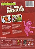 BACKYARDIGANS / TEMPORADA 4 EL CLUB DE LA AVENTURA / DVD