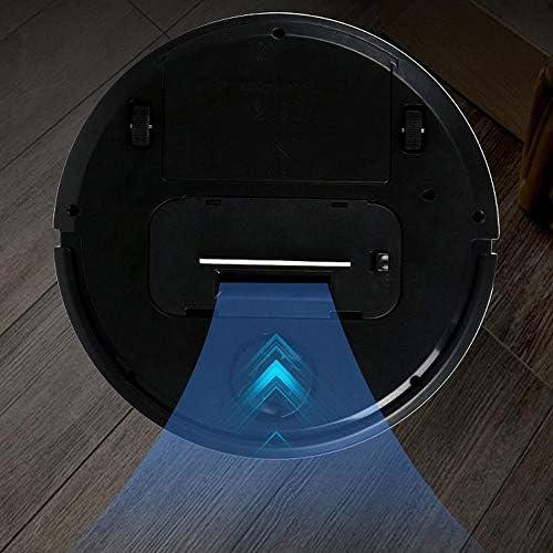 Aspirateur robot de nettoyage de poussière intelligent pratique forte aspiration nettoyage humide et sec appareils ménagers nettoyeur intelligent