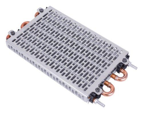 """Flex-a-lite 4118V Translife 7-1/2"""" x 15"""" Transmission Oil Cooler Kit with Guard"""