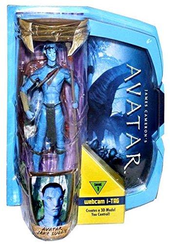 James Cameron's Avatar Movie Masters Avatar Jake Sully Figure ()