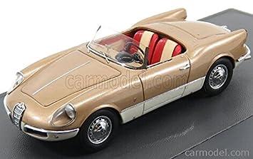 Alfa Romeo Models >> Alfa Romeo Giulietta Spider Bertone Metallic Light Brown