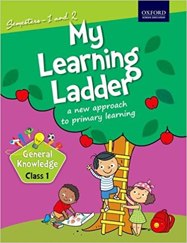 Buy My Learning Ladder General Knowledge Class 1 Semester 1 and 2: A ...