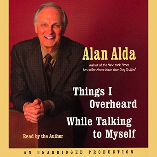 Things I Overheard While Talking to Myself Audiobook [Free Download by Trial] thumbnail
