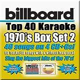 Billboard 1970's Top 40 Karaoke Box Set 2