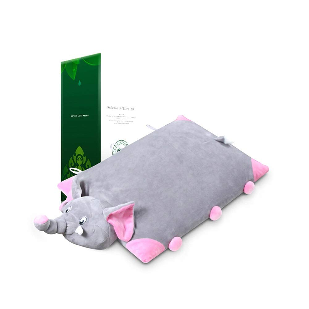 WTGG-Home Textile Latex Pillow - Thailand Royal Imported Natural Latex Pillow Children Animal Pillow Cartoon Pillow /&