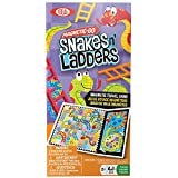 Ideal Magnetic Go Snakes n' Ladders Board Game