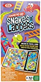 Best Ideal Board Games Kids - Ideal Magnetic Go Snakes n' Ladders Review