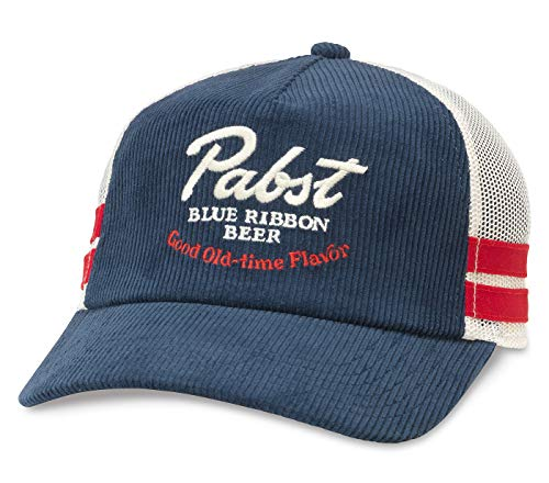 Used, American Needle Pabst Blue Ribbon Beer Mack Corduroy for sale  Delivered anywhere in USA