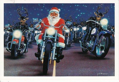 Harley Davidson Motorcycle Christmas Ornaments Webnuggetz
