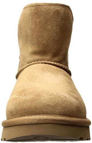 Mini Botas Abree Camel Mujer Ugg Australia ROxqtZwFEw