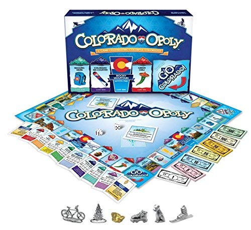 Colorado Opoly [並行輸入品] B07SB3R2DR