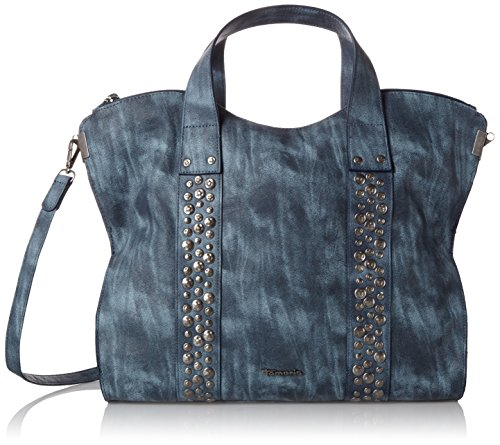 Bleu shoppers Bag Tamaris Shopping Ursula Denim Ynq7IHwax