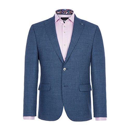 [バムラー] メンズ ジャケット&ブルゾン Rudiger Slim-fit Basketweave Jacket [並行輸入品] B07F35NW9P 38 Regular