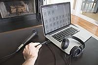 Sabrent Aluminum USB External Stereo Sound Adapter , Black (AU-EMCB) from Nexark (PC)