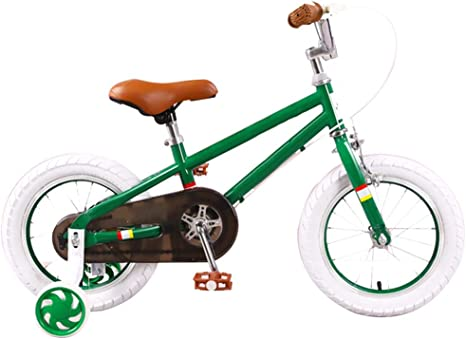 YUMEIGE Bicicletas Infantiles Bicicletas para niños de 14 Pulgadas ...