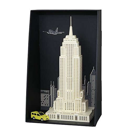 nanoblocks Pn122 Pn - Empire State Building Kit