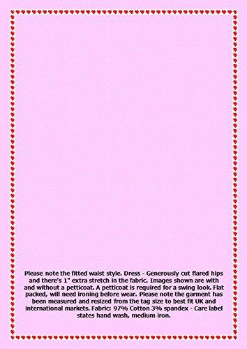 36-58 Robe Swing Longue Volante Chérie Années50 Noir Évasée Drapée Ceinture