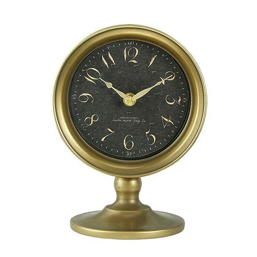 KJH Reloj de Mesa, Reloj de Mesa Vintage, Retro for No Hacer ...
