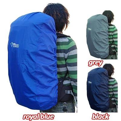 300D Oxford Backpack Rain Cover Knapsack Waterproof Cover(Color Random)