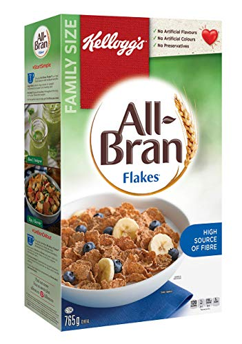 Kellogg's All-Bran Flakes Cereal, 765g/27oz, (Imported from Canada) ()