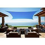 Alion Home 10' x 13' Waterproof Woven Sun Shade