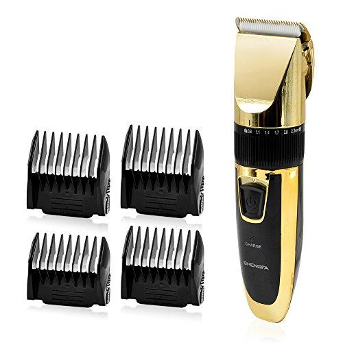 Texay(TM) New Cordless Hair Clipper Men Beard Head Electr...