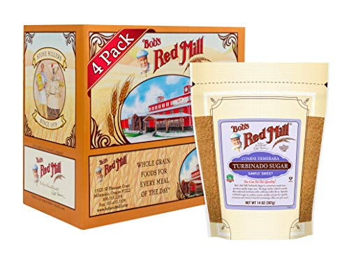 (Bob's Red Mill Coarse Turbinado Sugar, 14 Oz)