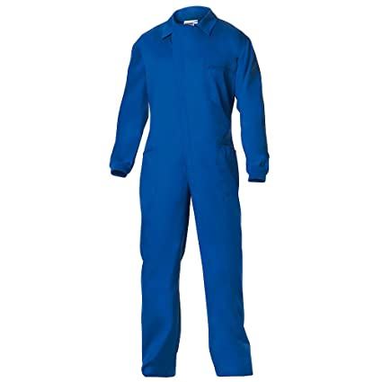 fed22558ada Wolfpack 15020800 Buzo Trabajo Wolfpack Azul Talla 48: Amazon.es:  Industria, empresas y ciencia