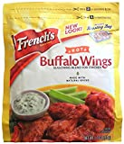 Frenchs Hot Buffalo Wings Mix-4 Packages, 1.75 Ounces Each